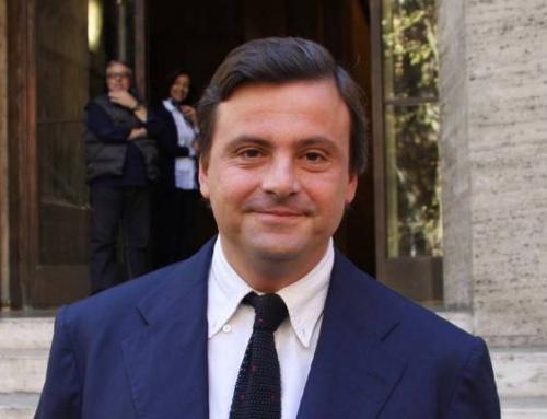 Addio a Carlo Calenda